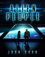 Alien People (Alien People Chronicles Book 1) - Book Cover
