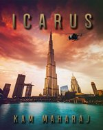 Icarus: Money, mystery, and mayhem in the Middle East - Book Cover