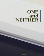 One and Neither - Book Cover