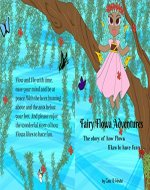 Fairy Flowa Adventures: The story of how Flowa likes to have fun - Book Cover