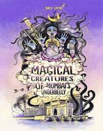 Magical Creatures Of Mumbai's Underbelly: Urban Fantasy Shorts - Book Cover