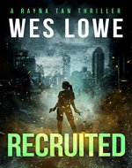 Recruited: Rayna Tan Action Thriller Prequel Novella - Book Cover