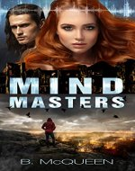 Mind Masters: Awakening - Book Cover