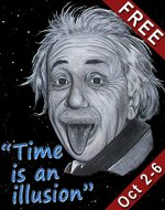 TIME IS AN ILLUSION (BOOK MAGIC ACADEMY) - Book Cover