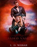 Jaded Vamp - Book Cover