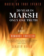 20 YEAR IN MARSH-ONLY ONE TRUTH - Book Cover