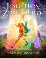 Journey to Zentobia - Book Cover