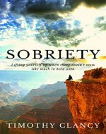 The Road To Sobriety: Lifting yourself up when there isn't much to hold onto - Book Cover