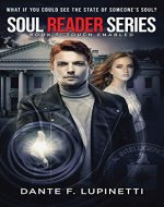 Soul Reader Series: Book1: Touch Enabled - Book Cover