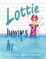 Lottie Jumps In - Book Cover