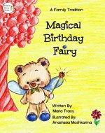 Magical Birthday Fairy: A Family Tradition - Book Cover