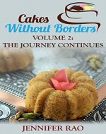 Cakes without Borders Volume 2: The Journey Continues - Book Cover