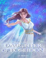 Daughter of Poseidon - Book Cover