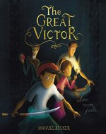 The Great Victor: Love never fails - Book Cover