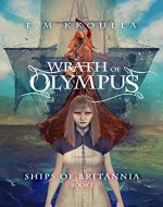 Wrath of Olympus - Book Cover