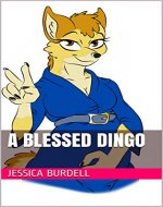 A Blessed Dingo - Book Cover