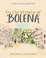 On the Streets of Bolena - Book Cover