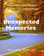 Unexpected Memories - Book Cover