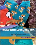 Rocks with Socks and Fox: Rockin' Rhyme Time - Book Cover