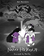Verannie Moss: The New Hideout - Book Cover