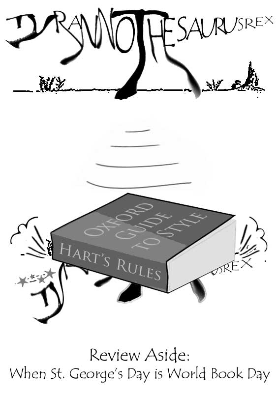 World Book vs. St George's Day?