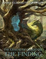 The Legend of Oescienne - The Finding (Book 1) - Book Cover