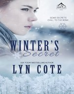 Winter's Secret: Clean Wholesome Mystery and Romance (Northern Intrigue Book 1) - Book Cover