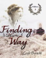 Finding Her Way: Western Romance on the Frontier Book #1 (Wildflowers) - Book Cover
