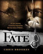 Entanglement Of Fate: Elliott's Register Mysteries: Book 1 - Book Cover