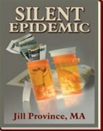 Silent Epidemic (The Carol Freeman Series Book 1) - Book Cover