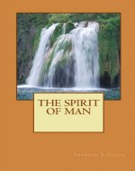 The Spirit Of Man - Book Cover