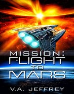 Mission: Flight To Mars - Book Cover