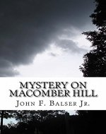 Mystery on Macomber Hill - Book Cover