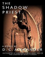 The Shadow Priest - Book Cover