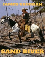 Sand River - Book Cover