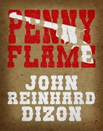 Penny Flame - Book Cover