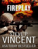 Fireplay - A Jack Emery Thriller (Jack Emery Book 0.5) - Book Cover