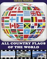 All Country Flags of the World - Book Cover