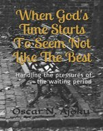 When God's Time Starts To Seem Not Like The Best: Handling the pressures of the waiting period - Book Cover