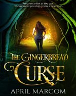 The Gingerbread Curse - Book Cover