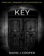 The Key (Penny Lane, Paranormal Investigator Book 5) - Book Cover