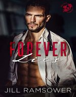 Forever Lies: A Mafia Romance (The Five Families Book 1) - Book Cover