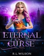 Eternal Curse: A New Adult Urban Fantasy Series (The Urban Fae Series Book 1) - Book Cover