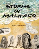 Storms of Malhado - Book Cover
