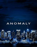 Anomaly - Book Cover