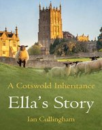 A Cotswold Inheritance: Ella's Story - Book Cover