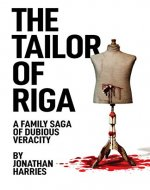 The Tailor of Riga - Book Cover