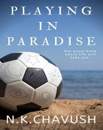 Playing in Paradise - Book Cover