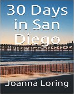 30 Days in San Diego - Book Cover