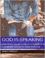 GOD IS SPEAKING: Complete Series In One Volume - Book Cover
